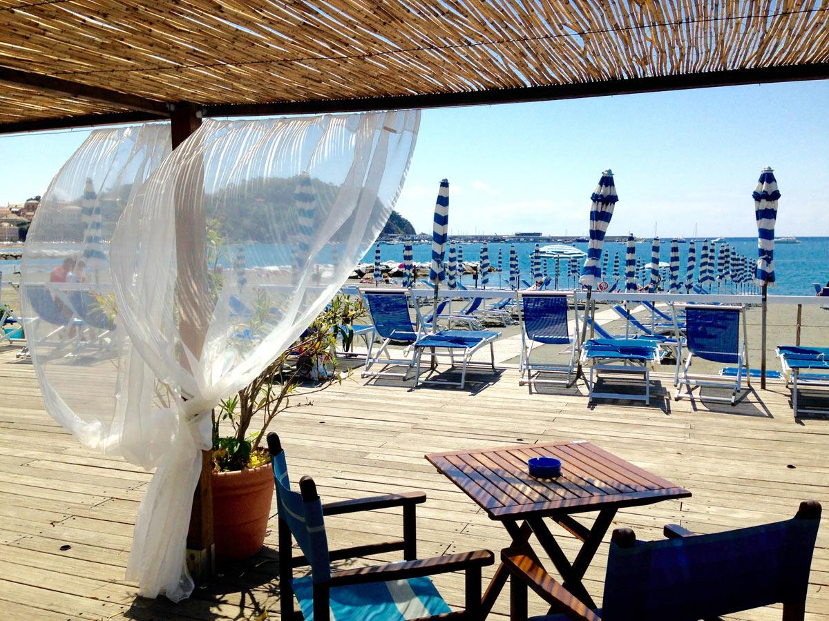 Hotel Sestri Levante - Spiaggia